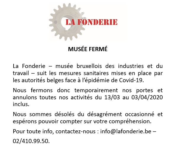 annonce fermeture muse