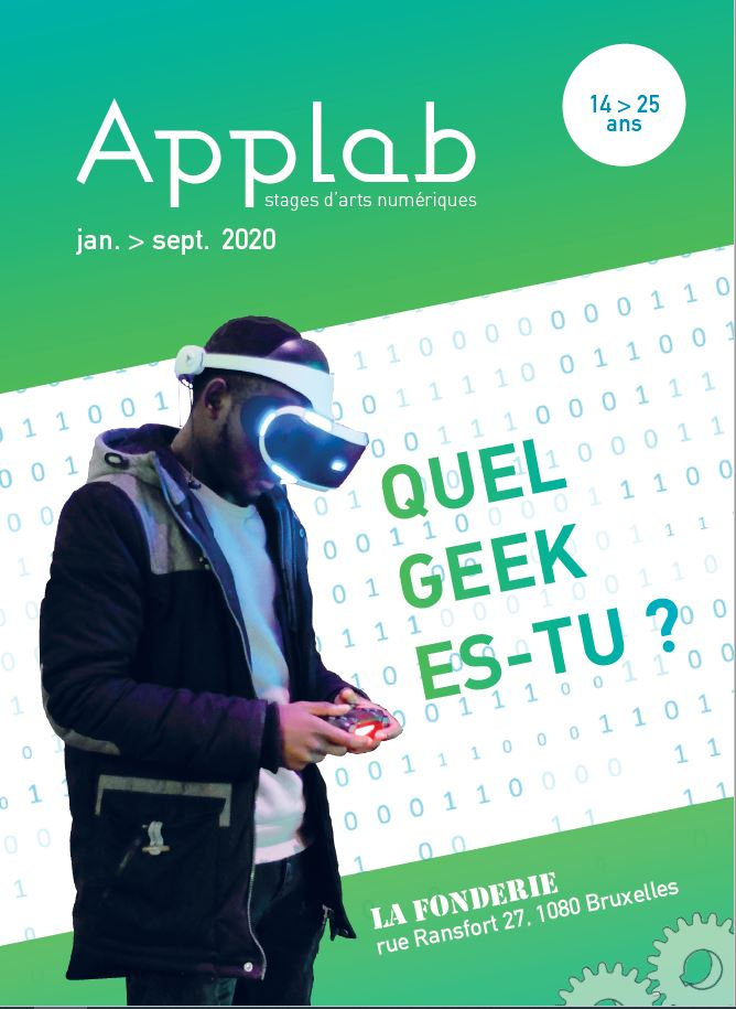 applab couverture brochure