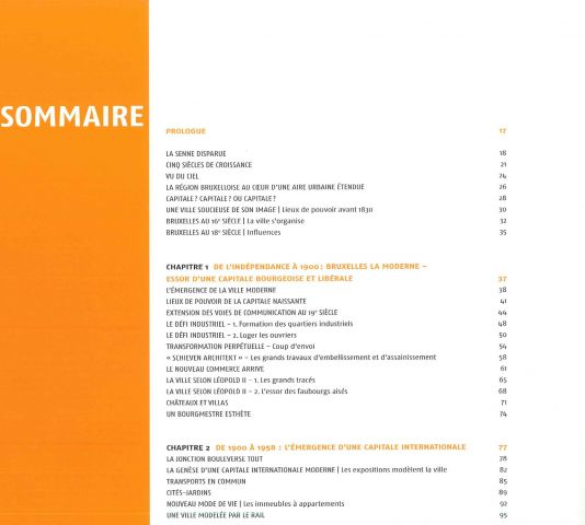 Sommaire p1