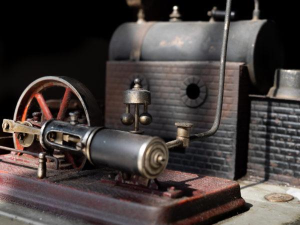 Modèle réduit de machine à vapeur