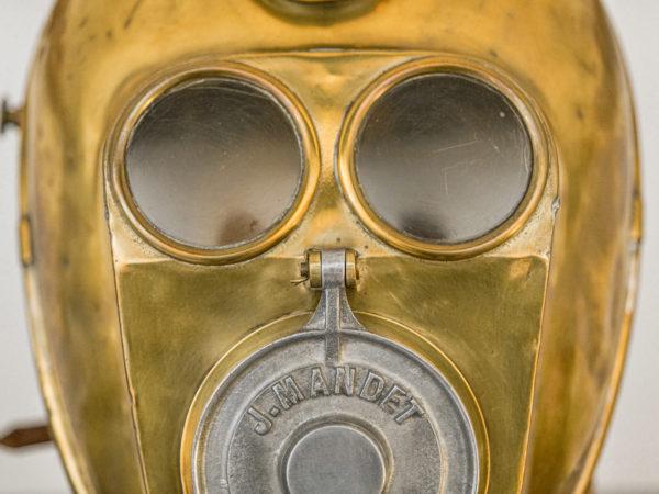 Masque de pompier
