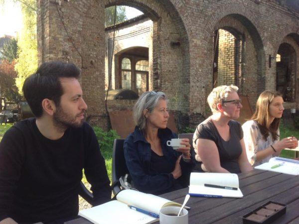 Des participants à une formation Res urbis précédente.
